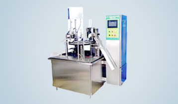 Cup-Cone Filling Machine